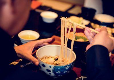 日本の独特な習慣(食事編)