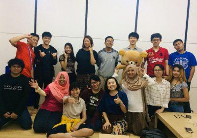 【インドネシア大学】日本語学校会話クラス開催/