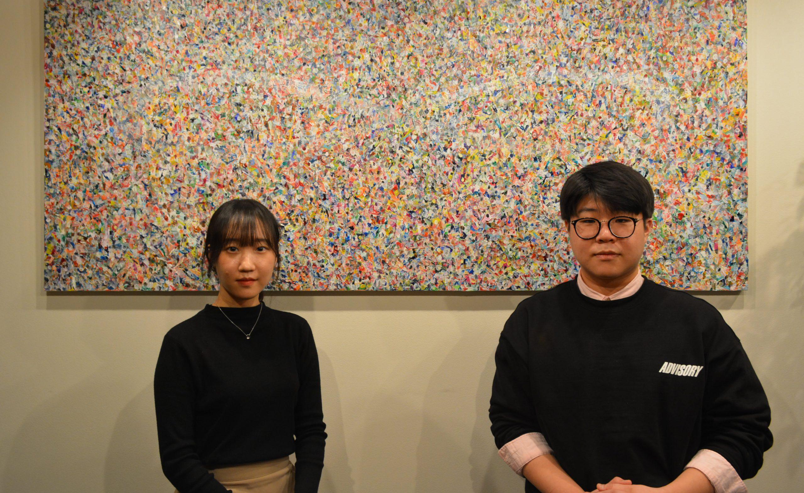 【頑張る留学生インタビュー ver.1】慶應義塾大学 モスンヒョクさん・キムジョンアさん