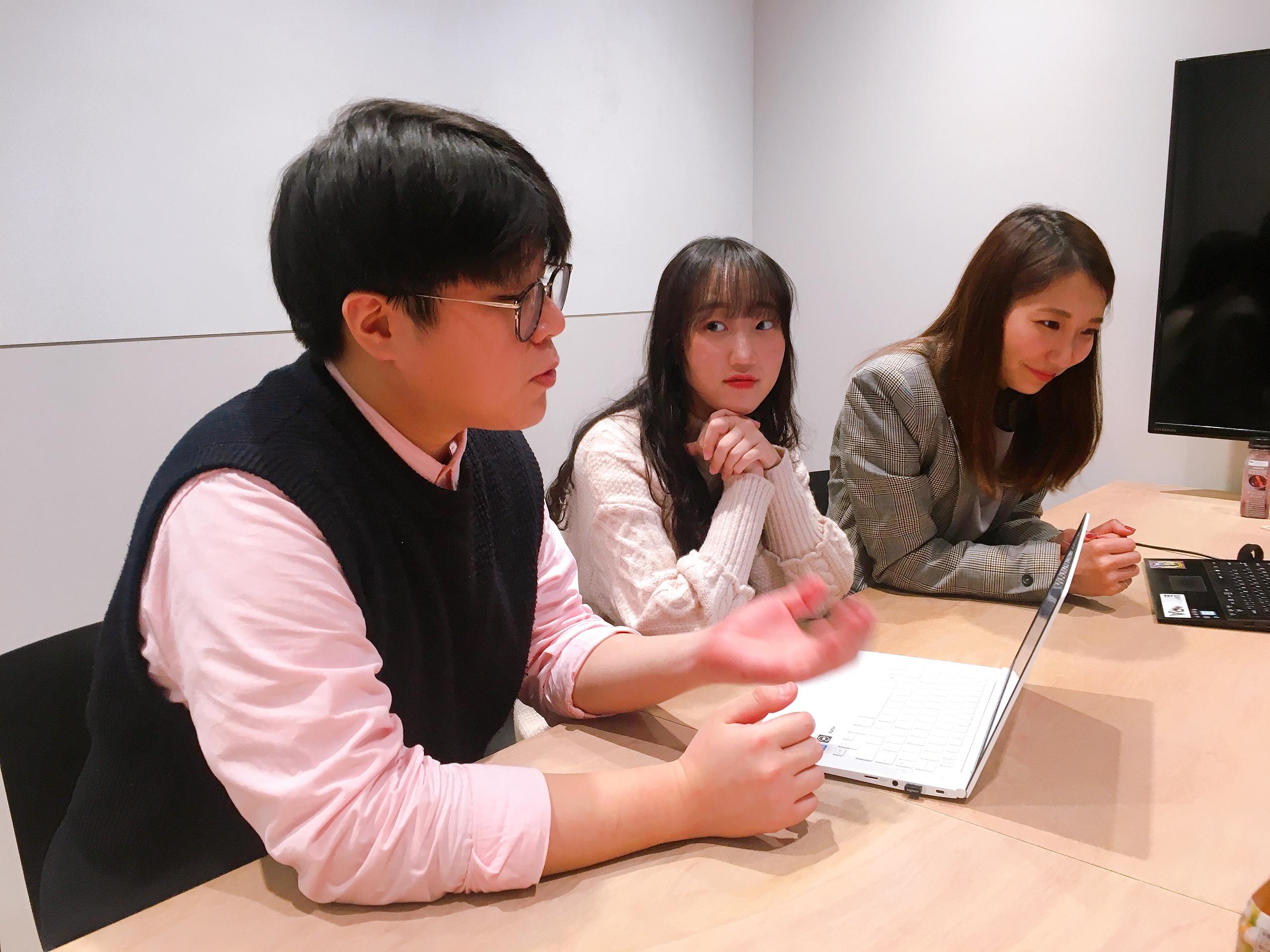 【イベント報告】2020年11月26日開催 学生が本音で語るインターンシップのあれこれ